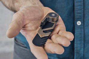 This magnetically modular EDC multitool lets you select the tools you want