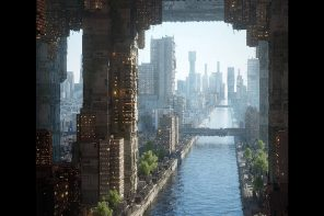 Architectural design renders that give us a glimpse into the future of humanity: Part 2