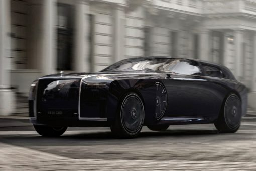 Rolls Royce Yanko Design