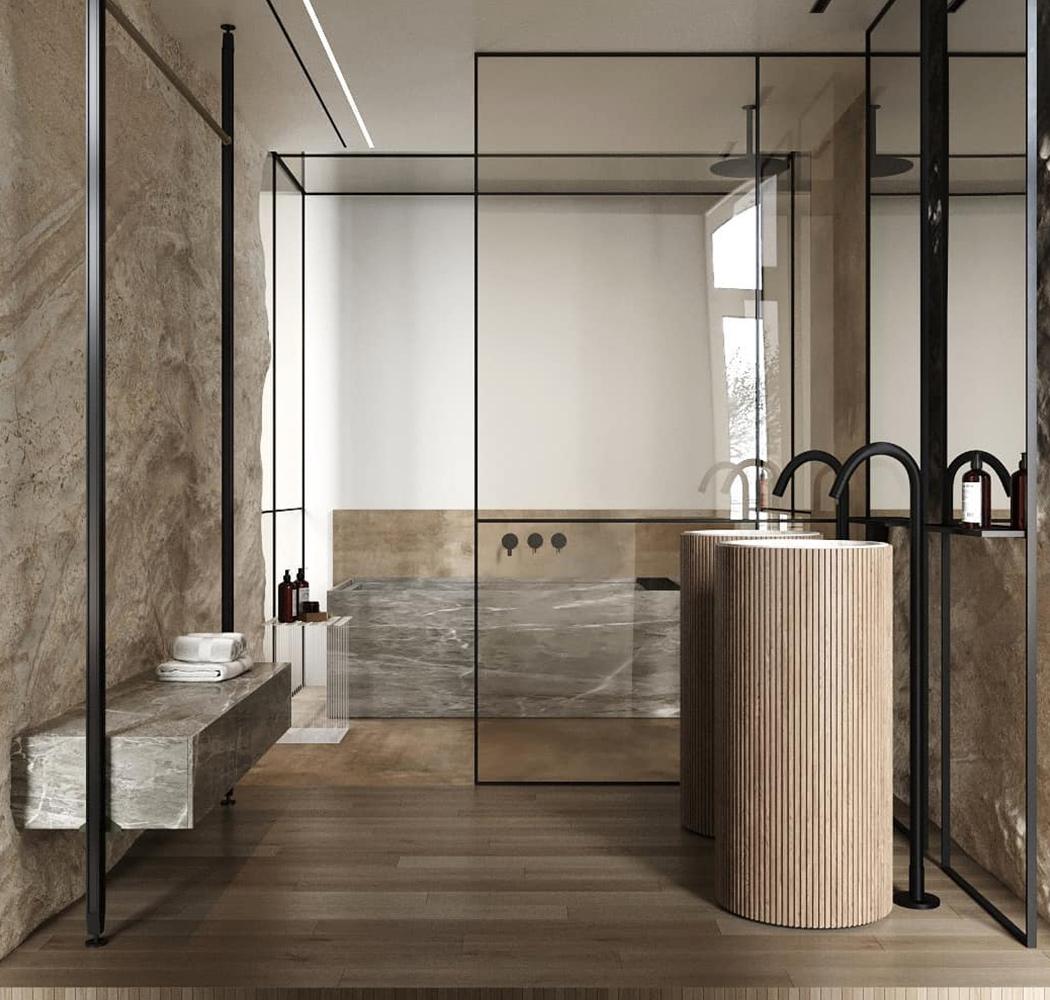 Bathroom Designs That You Can Escape To Part 4 Yanko Design