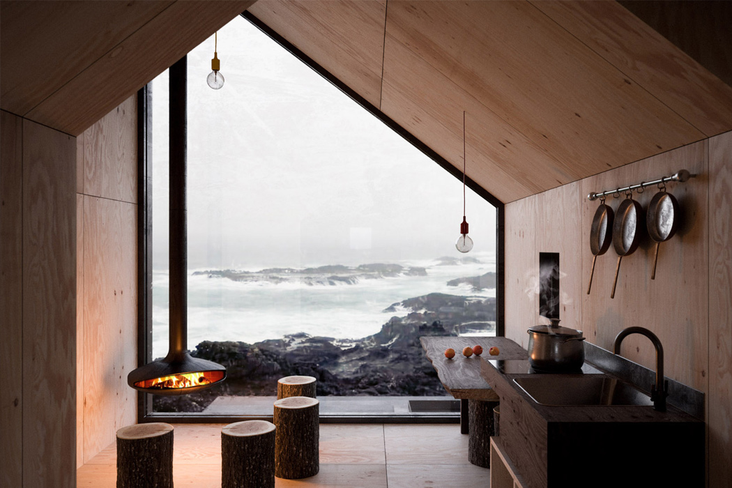 Cabins With Eco Friendly Designs To Help You Feel At One With Nature Yanko Design