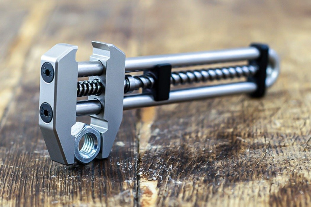 The adjustable wrench gets a glorious redesign after nearly 130 years