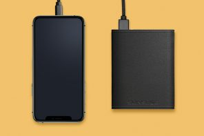 The world's smallest solar panel power bank is slightly larger than a credit card