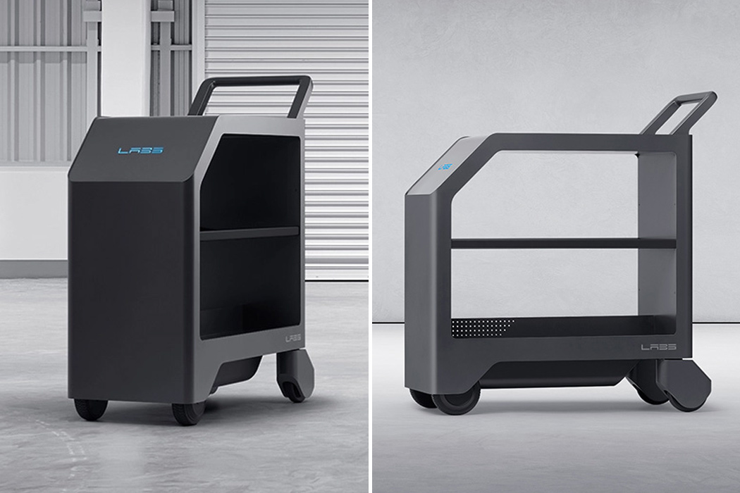 Finally, a 21st century power-assist upgrade for a modern-day electric cart!