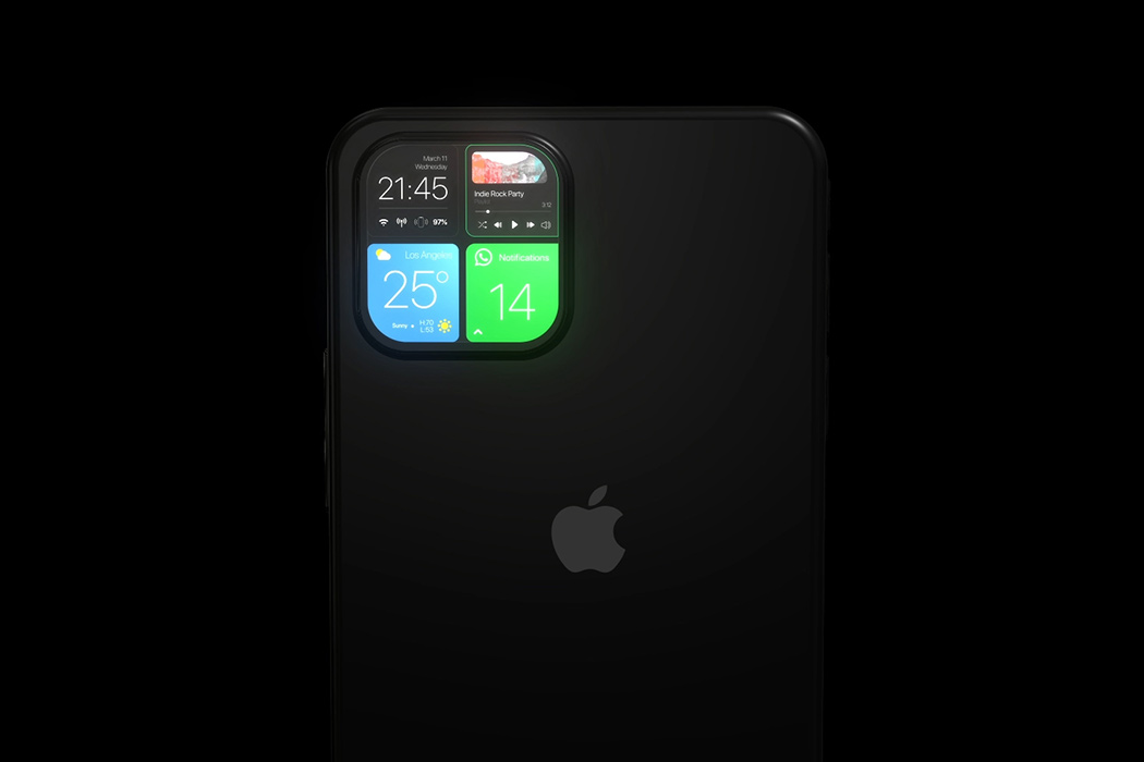 06 iPhone 12 Apple concept smartphone design - The highest 15 devices of 2020 to equip your self for any surprising challenges 2021 throws your approach!