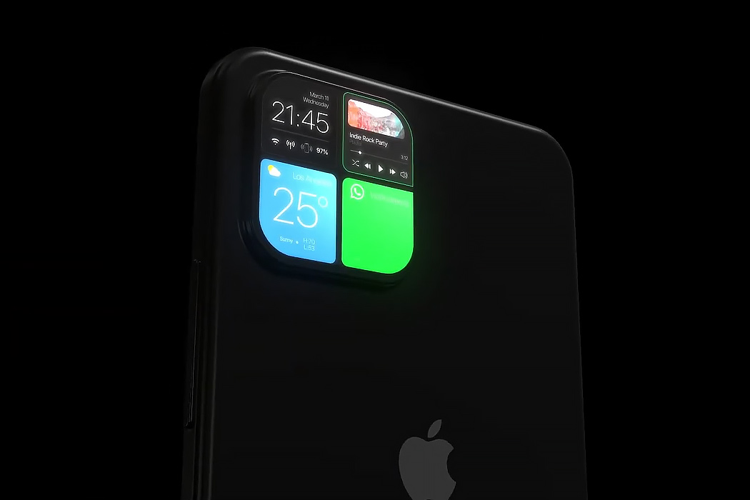 09 iPhone 12 Apple concept smartphone design - The highest 15 devices of 2020 to equip your self for any surprising challenges 2021 throws your approach!