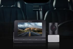 Artificially intelligent dashcam with 4K night-vision brings you a step closer to self-driving cars