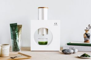 Instant Matcha-brewing machine gives you fresh, organically made matcha tea in minutes!