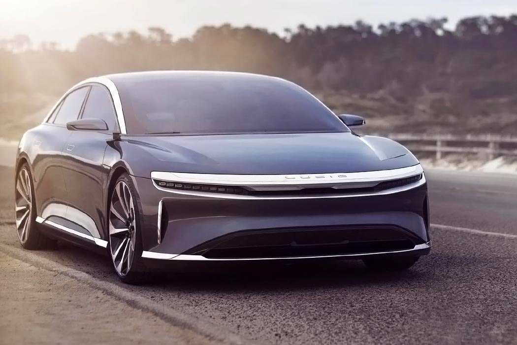 Tesla, meet the world's fastest charging electric vehicle with the longest range: Lucid Air