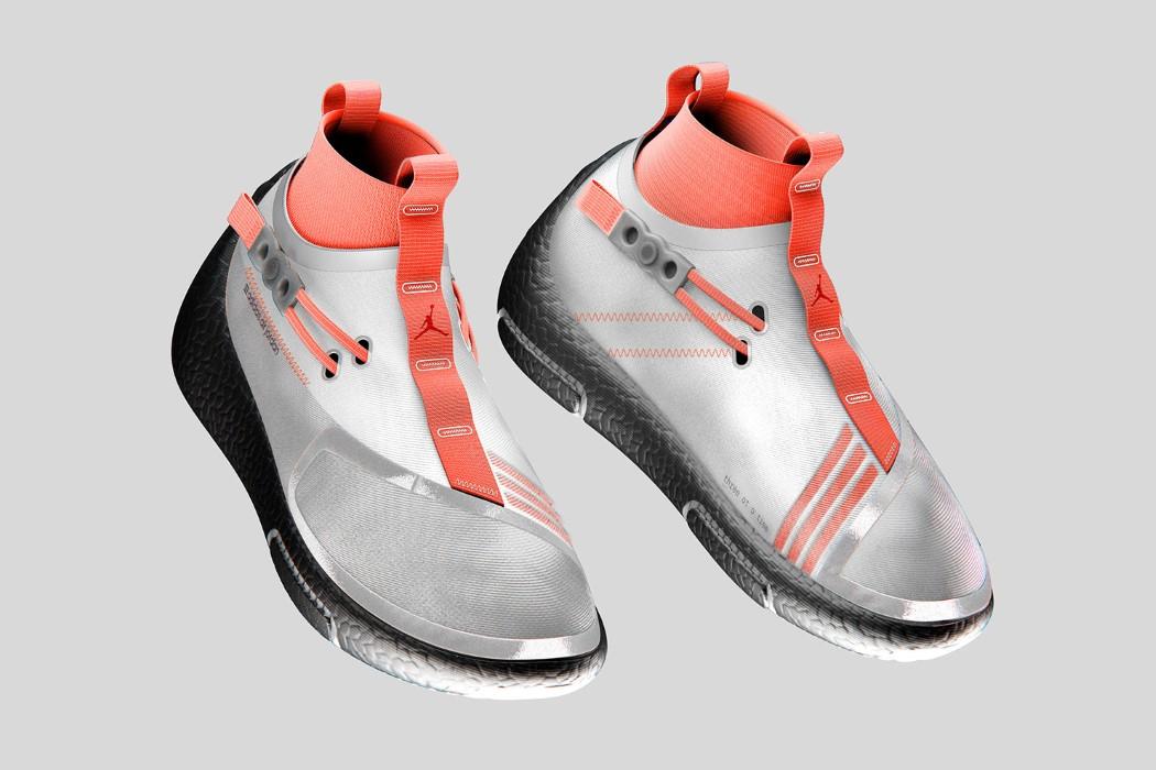 Michael Jordan 'Air Jordans' sneaker