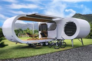 Trailer Designs that convert your camping life to glamping!