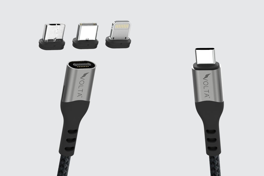 This one universal cable was designed to Fast charge all your gadgets