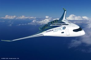 Airbus unveils three hydrogen-powered zero-emission aircrafts to be operational by 2035!