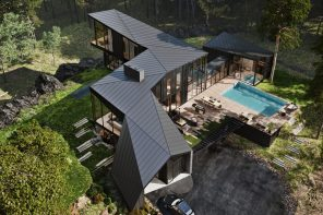 Aston Martin designs a luxury, sustainable, private residence in New York for $10.8million!