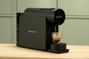 If Jonathan Ive ever designed a coffee machine…