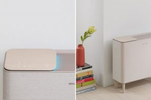 Fuseproject's newest air purifier design takes your furniture one step closer to being smart