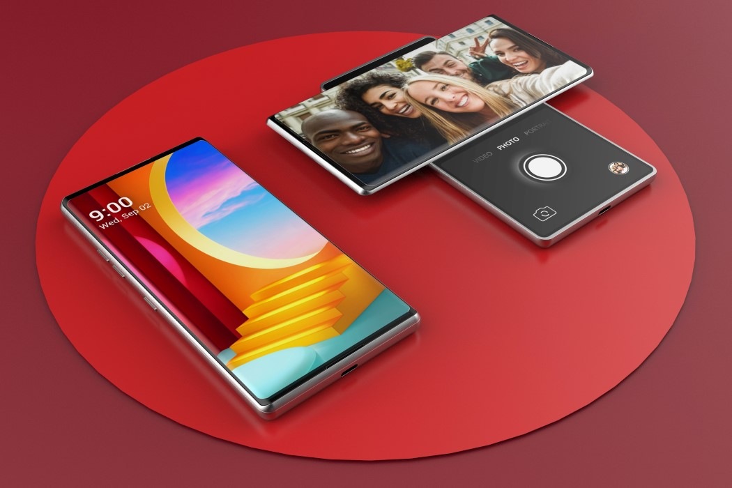 lg wing concept 2 - The highest 15 devices of 2020 to equip your self for any surprising challenges 2021 throws your approach!