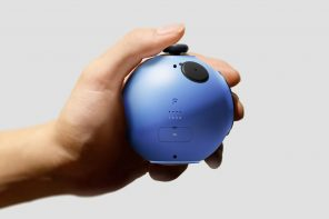 This spherical gaming controller for one-handed gamers promises fatigue-free fun!