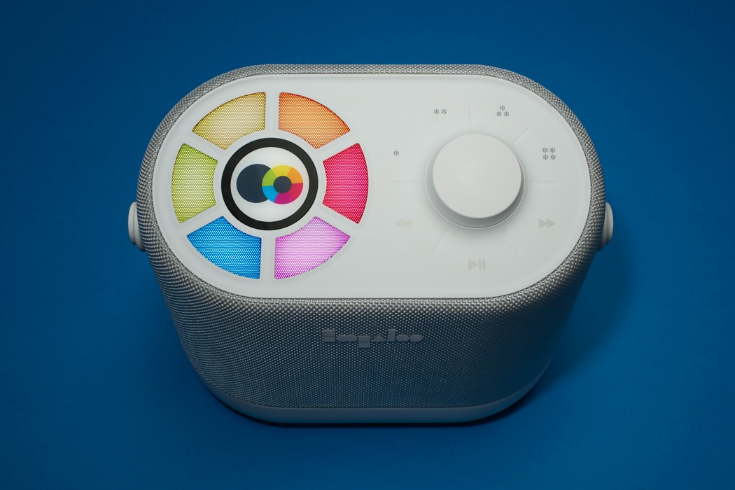This smart speaker introduces kids to tech without getting them addicted to screens