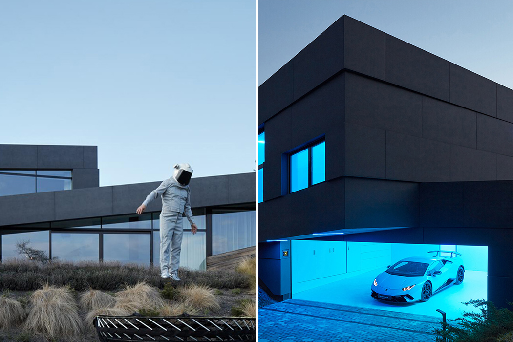 This AI-operated villa in the Czech Republic comes with panoramic views and needs no keys!
