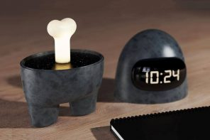 'Among Us' inspired night-lamp and digital clock is the most adorable tabletop accessory!