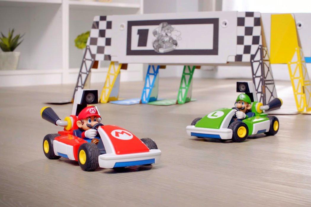 Nintendo's Mario Kart IRL with AR brings pure racing fun indoors, goodbye binge-watching Netflix!