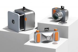 Move over Polaroids! Capture slitscan, burst and long exposure photos with these retro film cameras