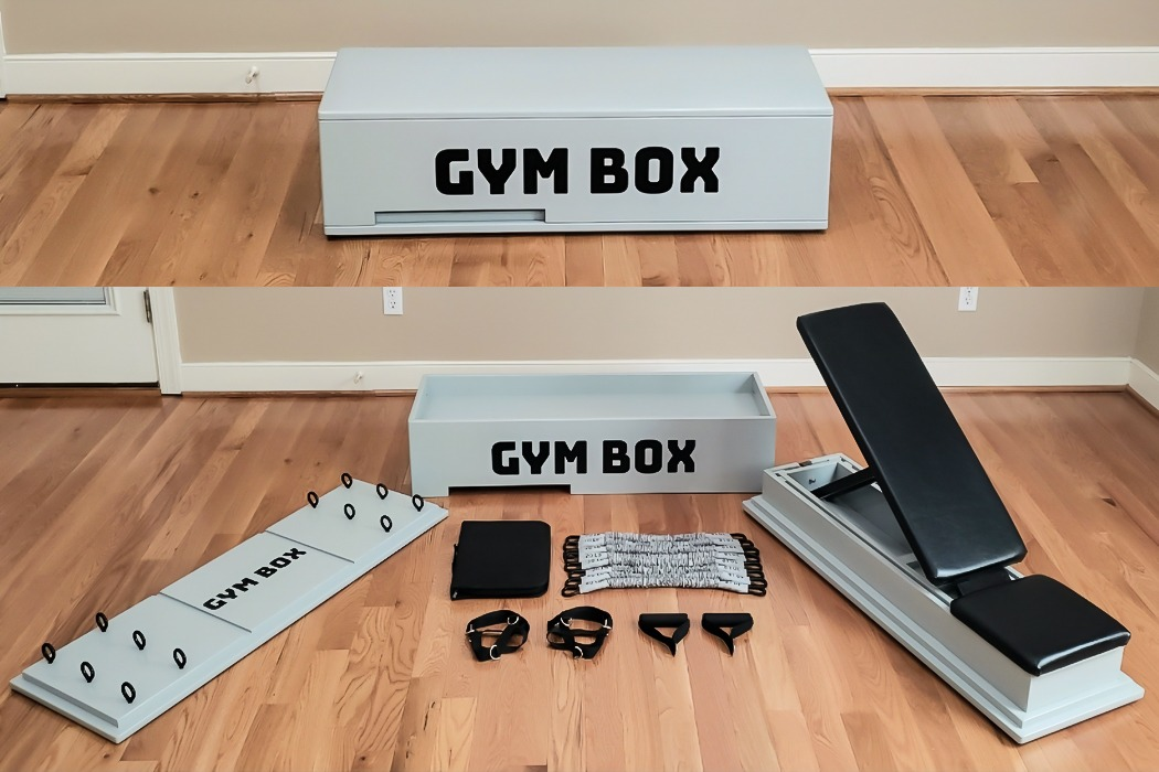 Home Gym - cover