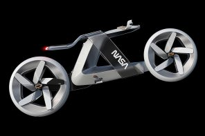 This wind-powered bike NASA bike concept wants to conquer transportation on Mars