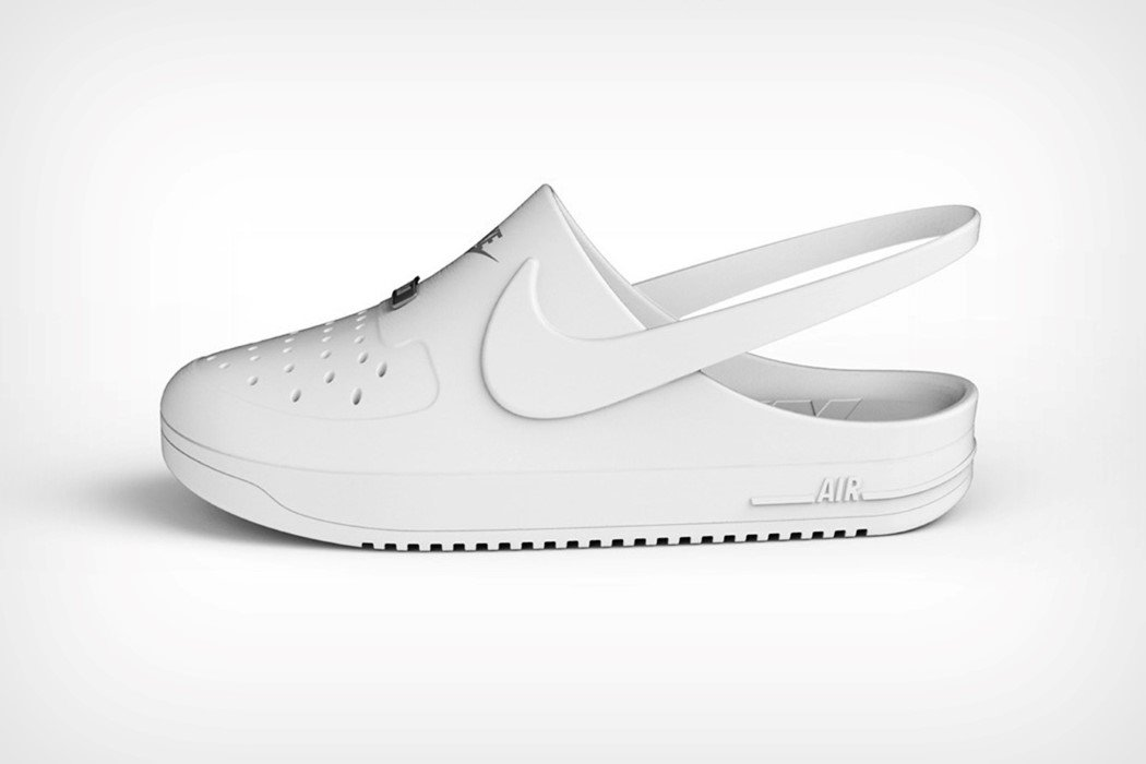 This Nike X Crocs collaborative concept doesn't seem so ...