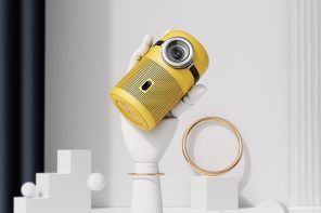 This smart Minion projector is a movie night essential for people of all ages!