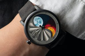 World's first Day & Night watch is a bold design that will revitalize every watch collector's collection