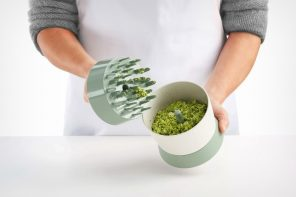 This Vegetable Ricer lets you switch to a healthier diet after your Thanksgiving binge!