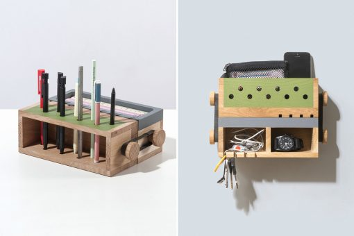 Desk Organizer Yanko Design