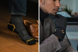These smart heated gloves and socks maintain the exact temperature you need to keep you toasty this winter