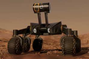 This AI-enabled Mars exploration rover is as adorable as WALL-E!