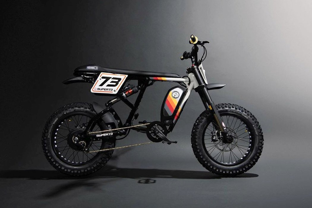 This zero-emission dirt bike's design will give you an adrenaline rush!