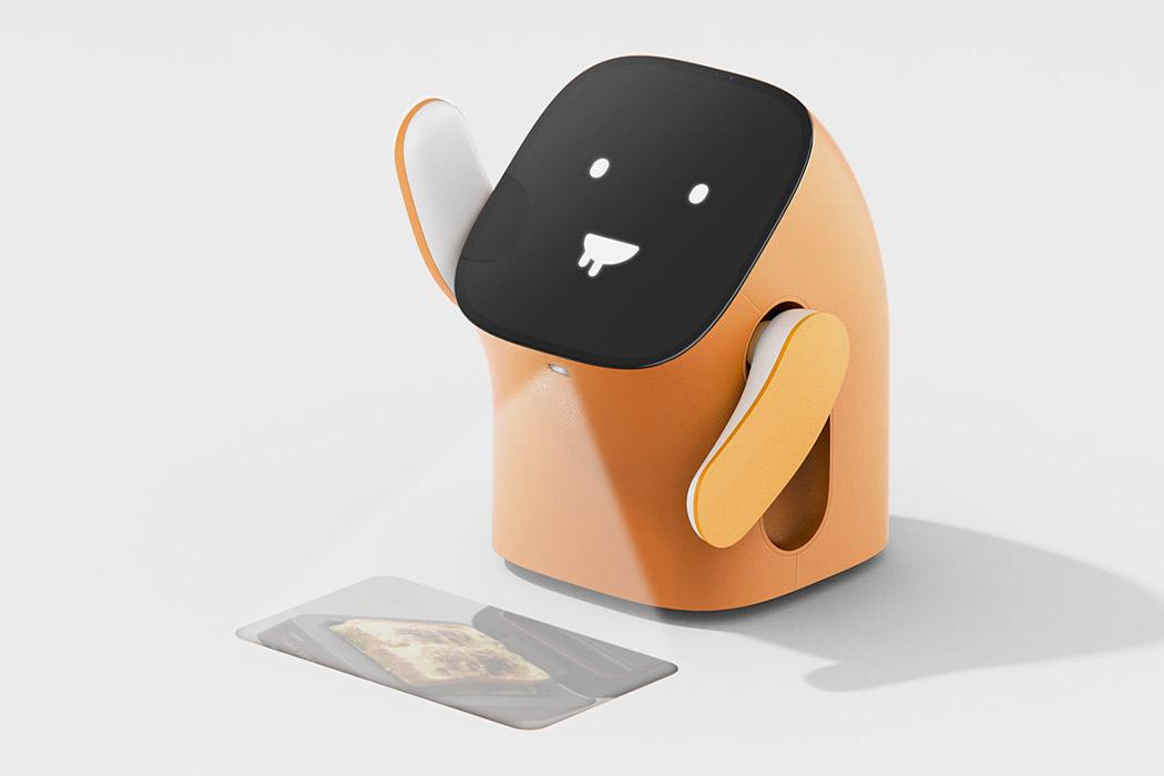 Эта система искусственного интеллекта робот + умный дом заменяет слышащих собак для людей с нарушениями слуха!