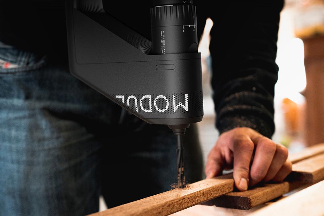 Эта модульная дрель может стать 2021 годом, когда вы, наконец, завершите свой проект своими руками!