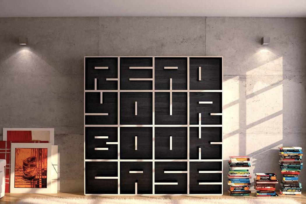 Дизайн книжных полок такой же уникальный, как и вы: Часть 2