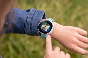 Disney, Vodafone and Fuseproject create a smartwatch that safely connects your child to the digital world