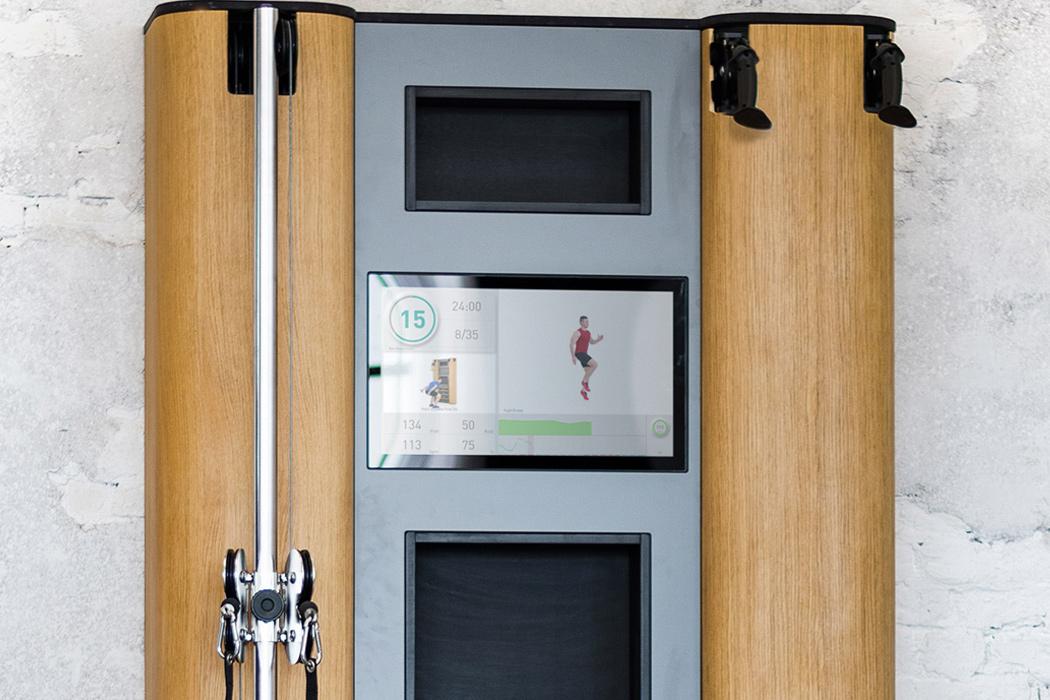Этот домашний тренажерный зал 3-в-1 меньше вашего дивана, и это поможет вам достичь ваших целей в фитнесе!