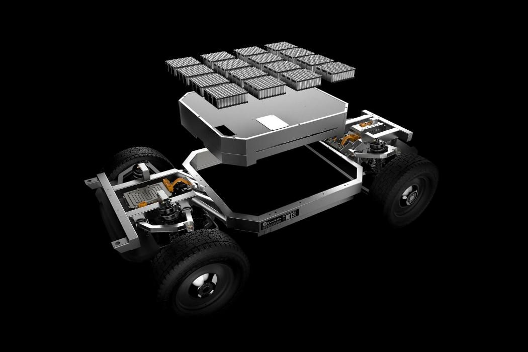 This electric car platform lets you easily convert your vintage automobile into an EV