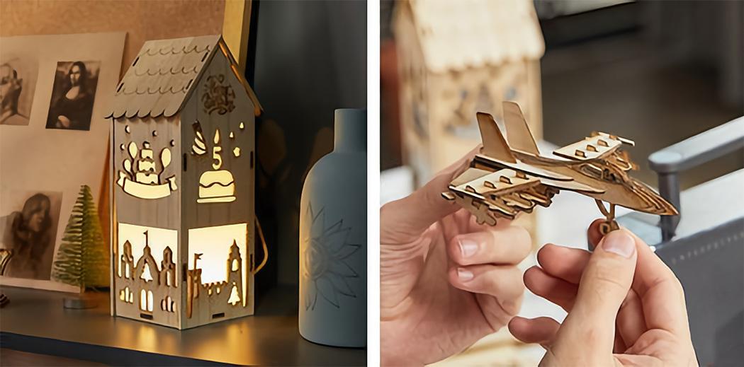 Этот портативный, удобный для потребителя лазерный гравер позволяет быстро настроить что угодно… даже еду!