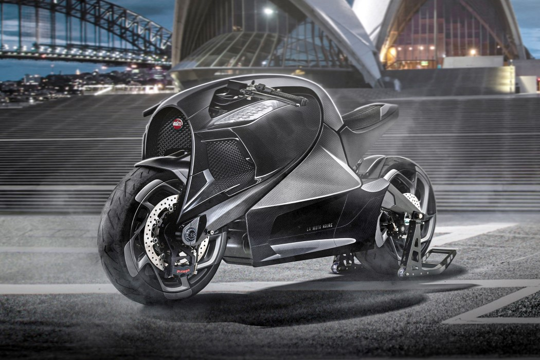 What if Bugatti, Bentley, and Tesla designed motorcycles? Here's a look at 6 concept renders
