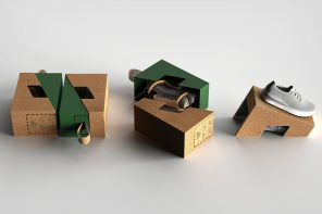 A sustainably designed shoebox that can protect, carry and display your footwear!