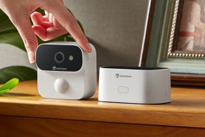 This smart home-security camera guards your house without sending data to Amazon or Google