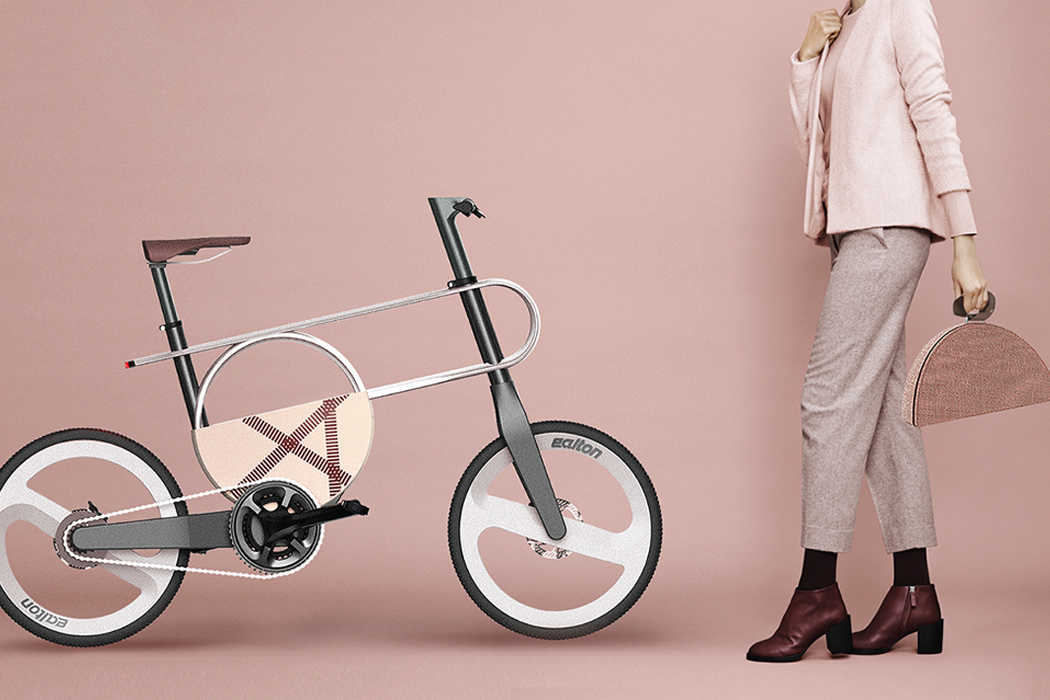 With detachable storage units and a lightweight frame, this e-bike design looks to the future for inspiration!