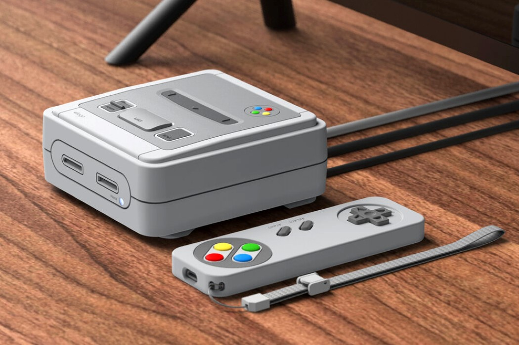 This Apple TV cover-case makes your set-top box look like a Nintendo console!