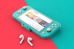 This Nintendo Switch Lite bluetooth adapter lets you connect AirPods to your console
